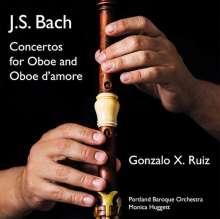 Johann Sebastian Bach (1685-1750): Oboenkonzerte BWV 1053, 1056, 1059, CD