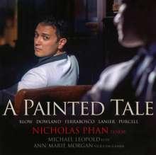 Nicholas Phan - A Painted Tale, CD