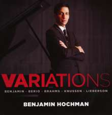 Benjamin Hochman - Variations, CD