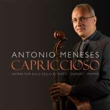 Antonio Meneses - Capriccioso, CD