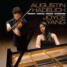 Augustin Hadelich & Joyce Yang - Werke für Violine & Klavier, CD