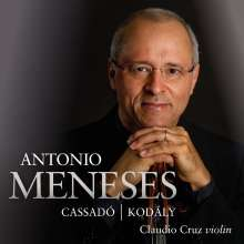 Gaspar Cassado (1897-1966): Suite für Cello solo, CD