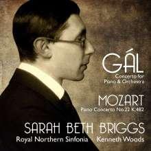 Hans Gal (1890-1987): Klavierkonzert op.57, CD