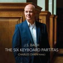 Johann Sebastian Bach (1685-1750): Partiten BWV 825-830, CD