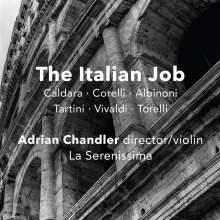 The Italian Job, CD