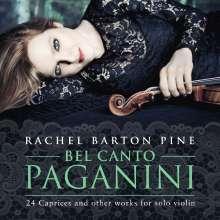 Niccolo Paganini (1782-1840): Capricen op.1 Nr.1-24 für Violine solo, 2 CDs
