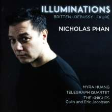 Nicholas Phan - Illuminations, CD