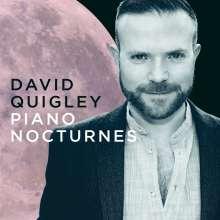 David Quigley - Piano Nocturnes, CD