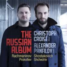 Christoph Croise - The Russian Album, CD