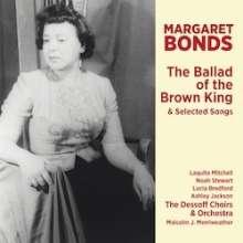 "Margaret Bonds (1913-1972): Weihnachtskantate ""The Ballad of the Brown King"", CD"