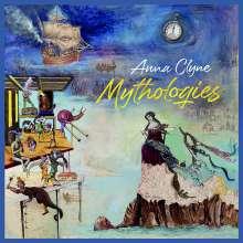 "Anna Clyne (geb. 1980): Orchesterwerke ""Mythologies"", CD"