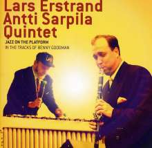 Lars Erstrand (1936-2009): Jazz On The Platform, CD