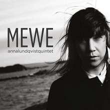 Anna Lundqvist (geb. 1977): Mewe, CD