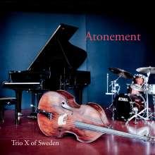 Trio X Of Sweden: Atonement, CD