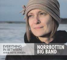 Anne Mette Iversen (geb. 1972): Everything In Between: Live, 2 CDs