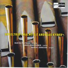 Orgeltrio I Malmö S:T Andreas Kyrka, CD