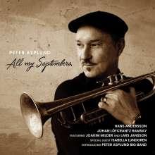 Peter Asplund (geb. 1969): All my Septembers, CD