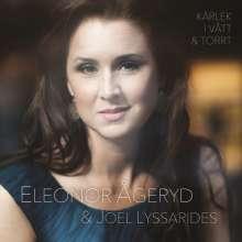 Eleonor Ågeryd & Joel Lyssarides: Kärlek I Vått & Torrt, CD