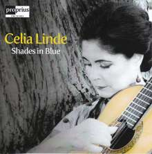 Celia Linde - Shades in Blue, CD