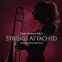 Karin Hammar (geb. 1974): Strings Attached, CD