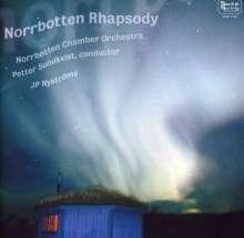 Norrbotten Chamber Orchestra - Norrbotten Rhapsody, CD