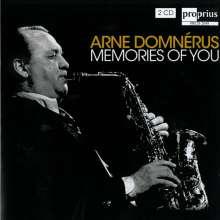 Arne Domnerus (1924-2008): Memories Of You, 2 CDs