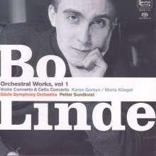 Bo Linde (1933-1970): Orchestwerke Vol.1, Super Audio CD
