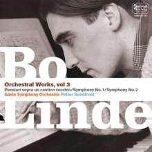Bo Linde (1933-1970): Orchesterwerke Vol.3, Super Audio CD