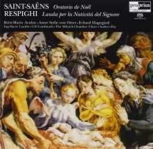 Camille Saint-Saens (1835-1921): Oratorio de Noel op.12, Super Audio CD