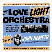 John Love Light Orchestra / Nemeth: The Love Light Orchestra Ft John Nemeth, LP