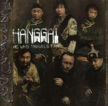 Hanggai: He Who Travels Far, CD