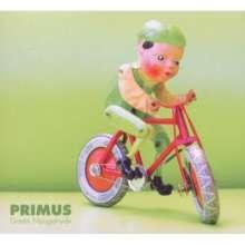 Primus: Green Naugahyde, CD