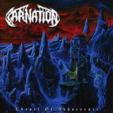 Carnation: Chapel Of Abhorrence, CD