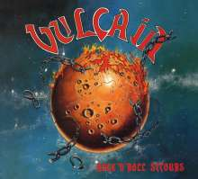 Vulcain: Rock 'n' Roll Secours, CD