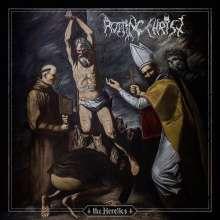 Rotting Christ: The Heretics, CD