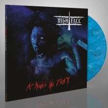 Nightfall: At Night We Pray (Limited Edition) (Blue Marbled Vinyl), LP