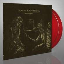 Crippled Black Phoenix: Ellengaest (Limited Edition) (Clear Red Vinyl), 2 LPs
