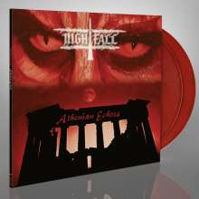 Nightfall: Athenian Echoes (Reissue) (Limited Numbered Edition) (Red & Black Mixed Vinyl), 2 LPs