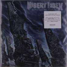 Misery Index: Rituals Of Power (Limited-Edition) Crystal Clear Vinyl), LP