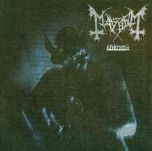 Mayhem: Chimera, CD