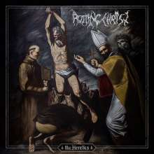 Rotting Christ: The Heretics (Limited-Edition), CD