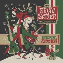 Brian Setzer: Rockin' Rudolph, CD