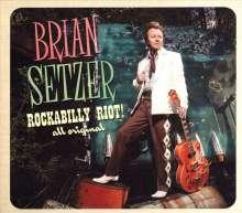Brian Setzer: Rockabilly Riot! All Original, CD