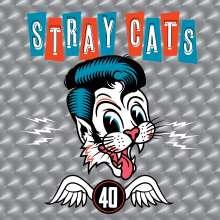 Stray Cats: 40, CD