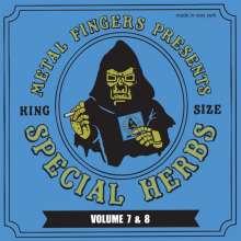 MF Doom: Special Herbs Vol.7 & 8, CD