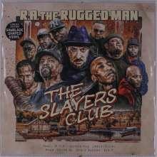 "R.A. The Rugged Man: Slayers Club (Limited Edition) (Sawblade Shaped Vinyl), Single 10"""