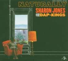 Sharon Jones & The Dap-Kings: Naturally, CD