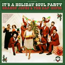 Sharon Jones & The Dap-Kings: It's A Holiday Soul Party! (Limited Edition) (Colored Vinyl), LP