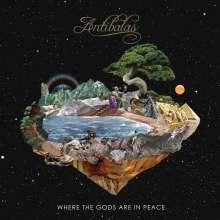Antibalas: Where The Gods Are In Peace, LP