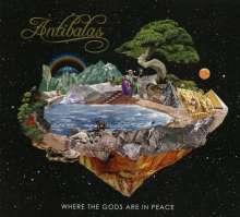 Antibalas: Where The Gods Are In Peace, CD